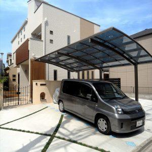 夢のガーデニングを屋上に実現、<br>間取りも庭も妥協しないで、想像以上の家に。