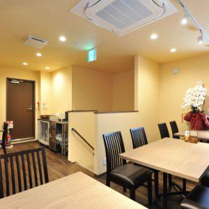 【飲食店併用・4F・屋上・太陽光】(ホームエレベーター活用多世帯)レストラン併用&8人家族の住まい