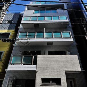 10㎝も無駄にしない!<br>知恵が詰まったオリジナル6階建て共同住宅